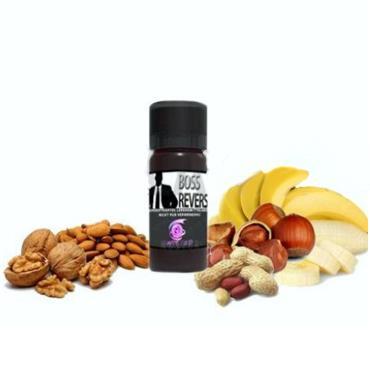 6731 - Άρωμα Twisted Vaping BOSS REVERSE 10ml (ψημένοι ξηροί καρποί και μπανάνα)