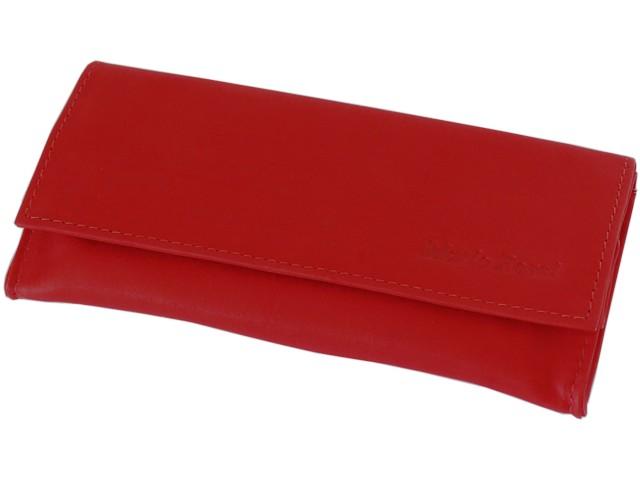 6782 - MARIO ROSSI RED 827-06 δερμάτινη καπνοθήκη