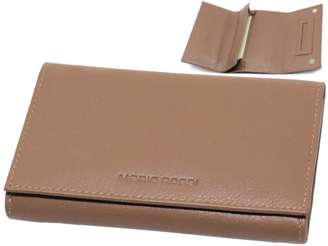 6842 - Καπνοθήκη Mario Rossi 099-06 TAN δερμάτινη