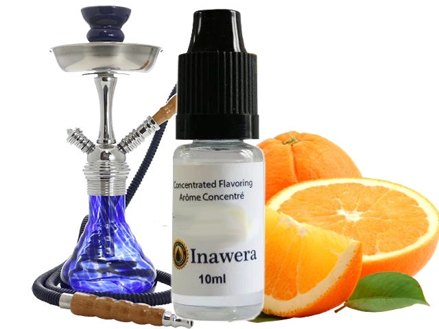 6878 - Άρωμα inawera SHISHA ORANGE 10ml (καπνικό ναργιλέ πορτοκάλι)