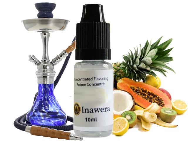 6879 - Άρωμα inawera SHISHA TROPIC 10ml (καπνικό ναργιλέ τροπικά φρούτα)