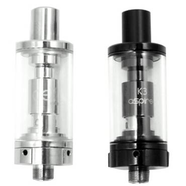 6895 - Ατμοποιητής Aspire K3 Glassomizer 1.8ohm -2 ml