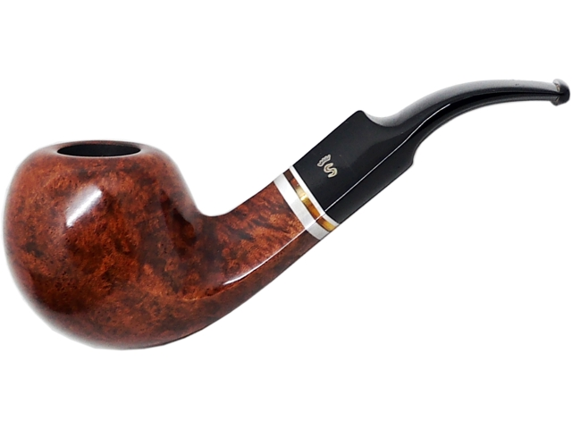 6965 - Stanwell Pipe Trio Brown 16 Polished 9mm
