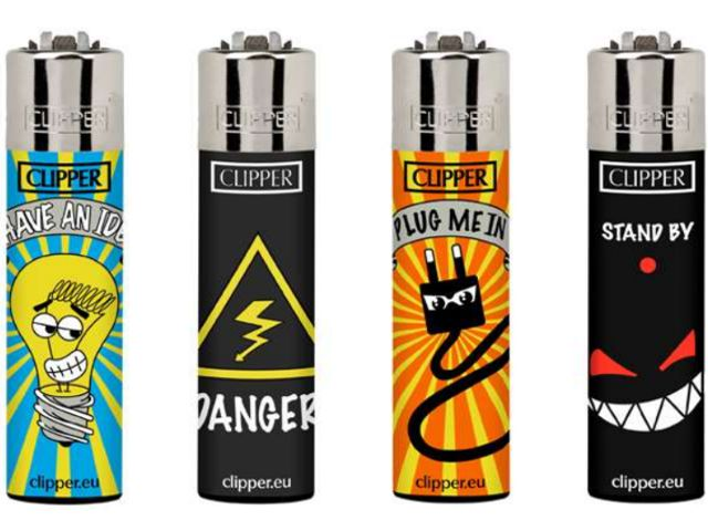 Clipper D24 CP11RH HIGH VOLTAGE+LB Large αναπτήρας 104352024
