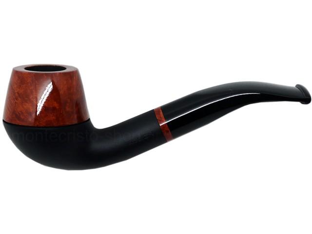 7092 - Πίπα καπνού FALLION WOOD 82 BLACK 9mm