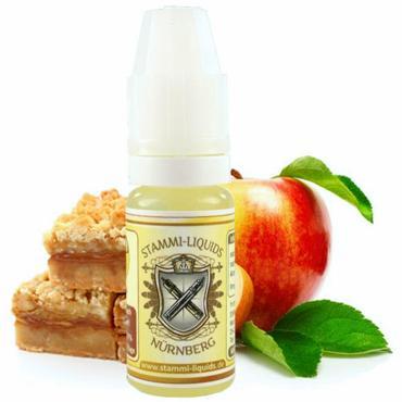 7110 - Άρωμα Stammi APPLE PIE 10ml (μηλόπιτα)