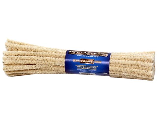 Καθαριστικά πίπας καπνού ZEN PIPE CLEANERS SOFT (βαμβακερά)