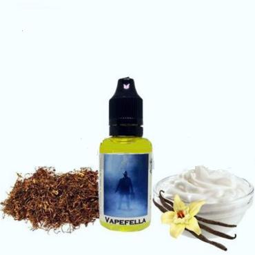 7282 - Άρωμα Chefs Flavors VAPEFELLA 30ml (καπνικό και βανίλια)