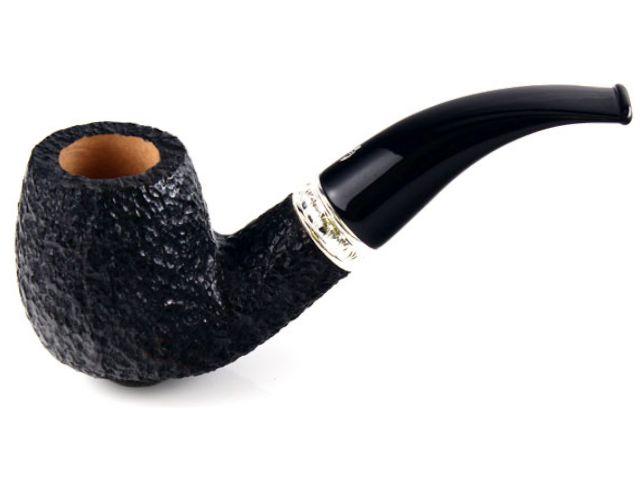7554 - SAVINELLI TREVI 616 RUSTICA KS 9mm πίπα καπνού κυρτή