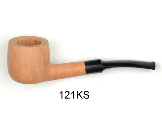 SAVINELLI GREZZA MODEL 121 KS 9mm πίπα καπνού ημίκυρτη