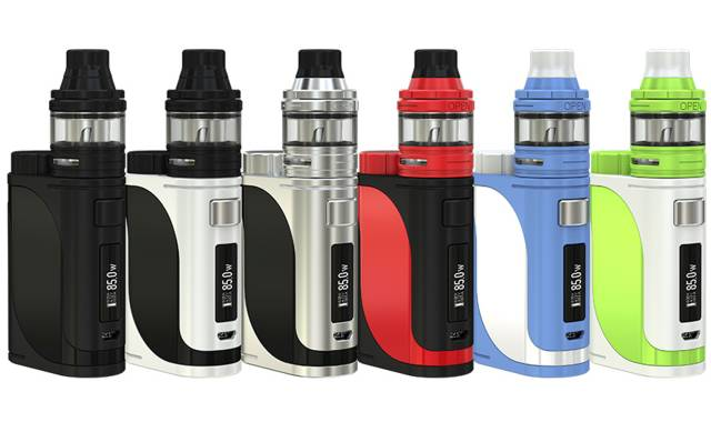 7900 - Eleaf Pico 25 kit with Ello