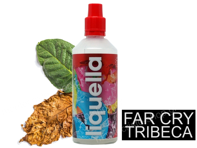 LIQUELLA MIX AND SHAKE FAR CRY TRIBECA 50ml/80ml (καπνικό)