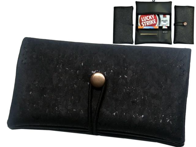 SIMONA 997 123 CORK BLACK καπνοθήκη