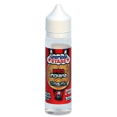 American Stars RED INDIANA Shake and Vape 30ml / 60ml (καπνικό)