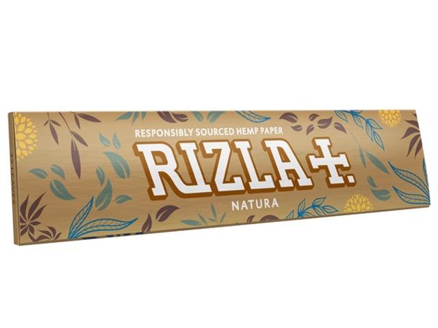 Χαρτάκια στριφτού RIZLA NATURA King Size 32
