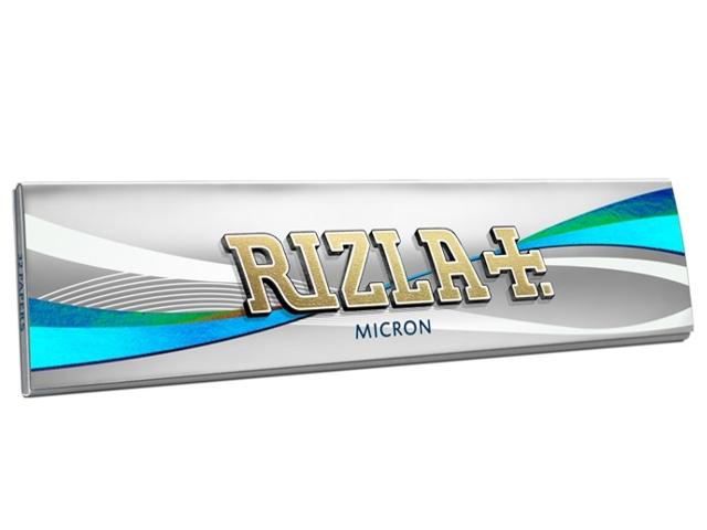 Χαρτάκια στριφτού RIZLA MICRON King Size 32