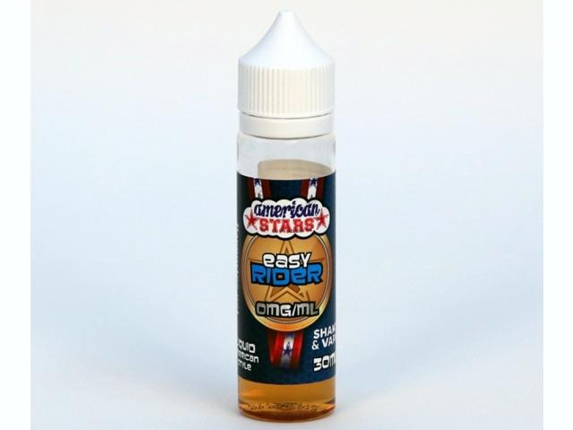 8156 - American Stars EASY RIDER Shake and Vape 30ml / 60ml (καπνικό)