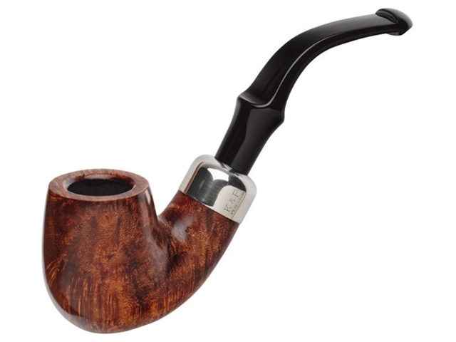 8328 - Peterson New Standard System 312 Smooth πίπα καπνού κυρτή