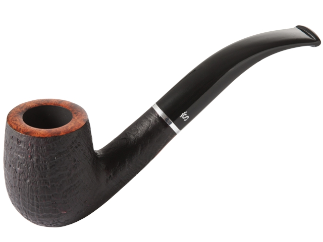 8473 - Stanwell Relief 246 Black Sand 9mm
