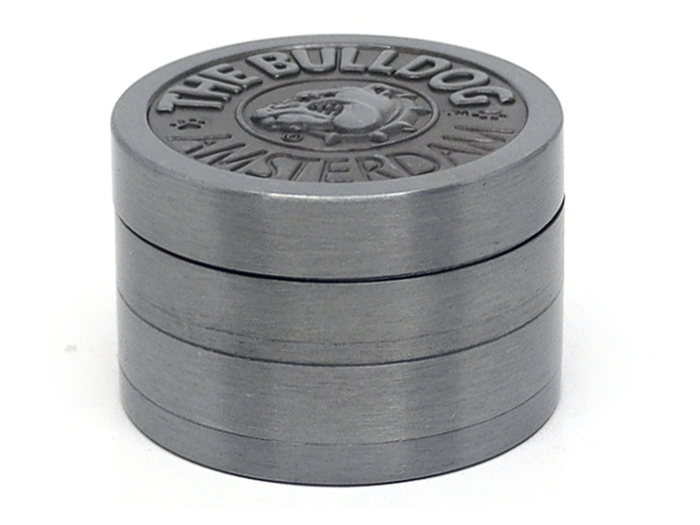 Τρίφτης καπνού THE BULLDOG METAL GRINDER 50mm 4 PARTS