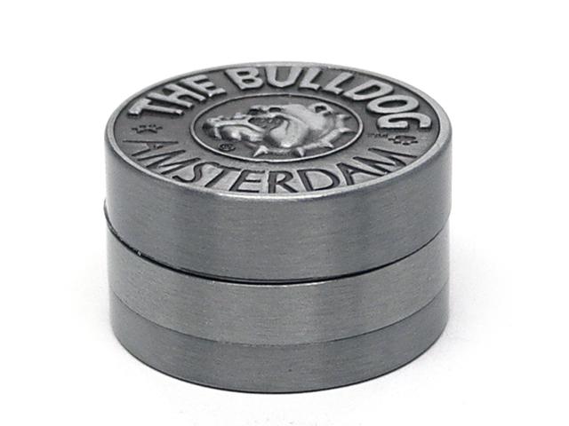 Τρίφτης καπνού THE BULLDOG METAL GRINDER 40mm 3 PARTS