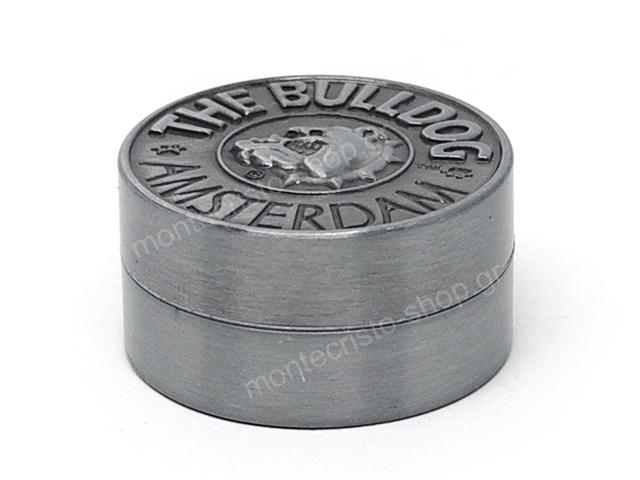 Τρίφτης καπνού THE BULLDOG METAL GRINDER 40mm 2 PARTS