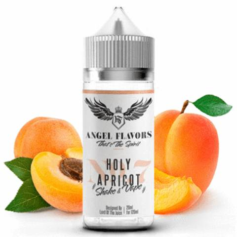 8537 - EGOIST ANGEL SHAKE AND VAPE HOLY APRICOT 20/120ml (βερίκοκο)