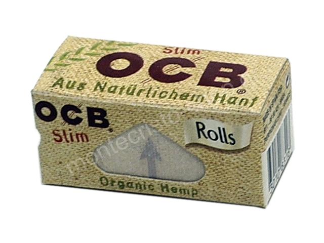 Ρολό OCB Organic Hemp Rolls Slim
