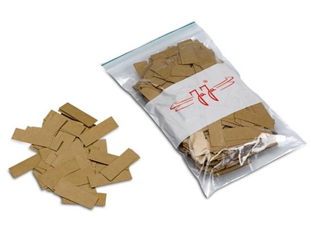 8557 - Τζιβάνες JaJa filtertips pure unbleached loose 2000 φύλλα ακατέργαστες TP097