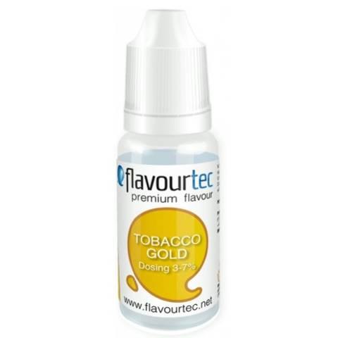 8561 - Άρωμα Flavourtec TOBACCO GOLD 10ml (καπνικό)