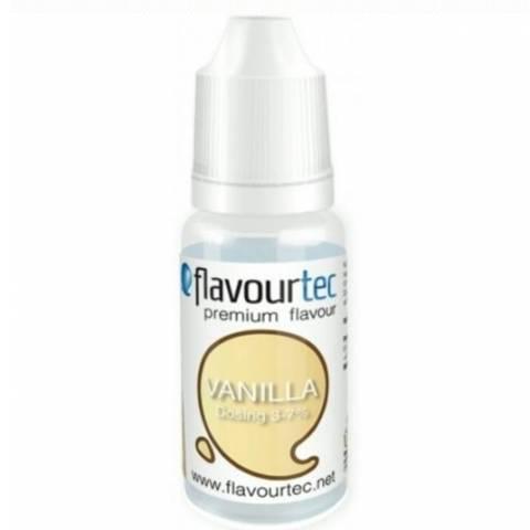 8562 - Άρωμα Flavourtec VANILLA 10ml (βανίλια)