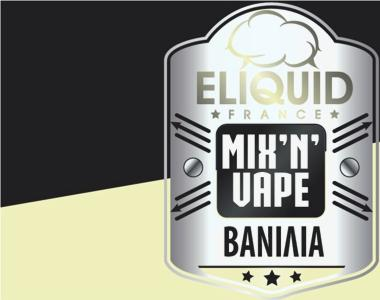 8612 - ELIQUID FRANCE MIX AND VAPE SINGLE VANILLA 10/30ML (βανίλια)