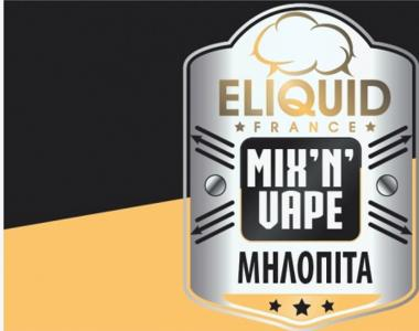 8616 - ELIQUID FRANCE MIX AND VAPE SINGLE APPLE PIE 10/30ML (μηλόπιτα)