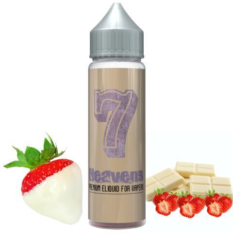 8670 - SEVEN 7 SHAKE AND VAPE HEAVENS 15/60ml (φράουλα και λευκή σοκολάτα)