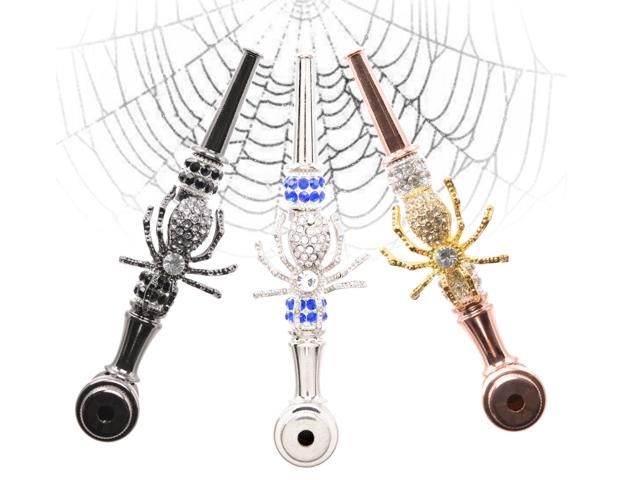 8675 - Μεταλλική πίπα Atomic Pipe Spider 11.5cm 0212763