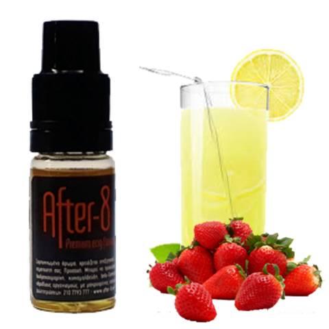 8686 - Άρωμα After 8 LEMON STRAWBERRY 10ml (χυμός λεμονιού και φράουλα)