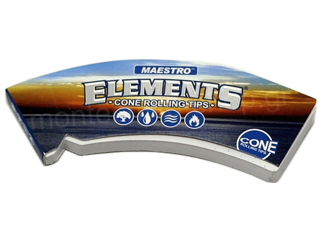 Τζιβάνες Elements Maestro Cone Rolling Tpis (κωνικές)
