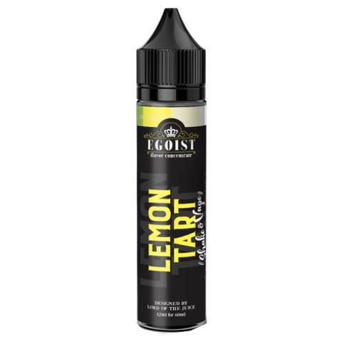 8736 - EGOIST SHAKE AND VAPE LEMON TART 12/60ml (τάρτα λεμόνι)