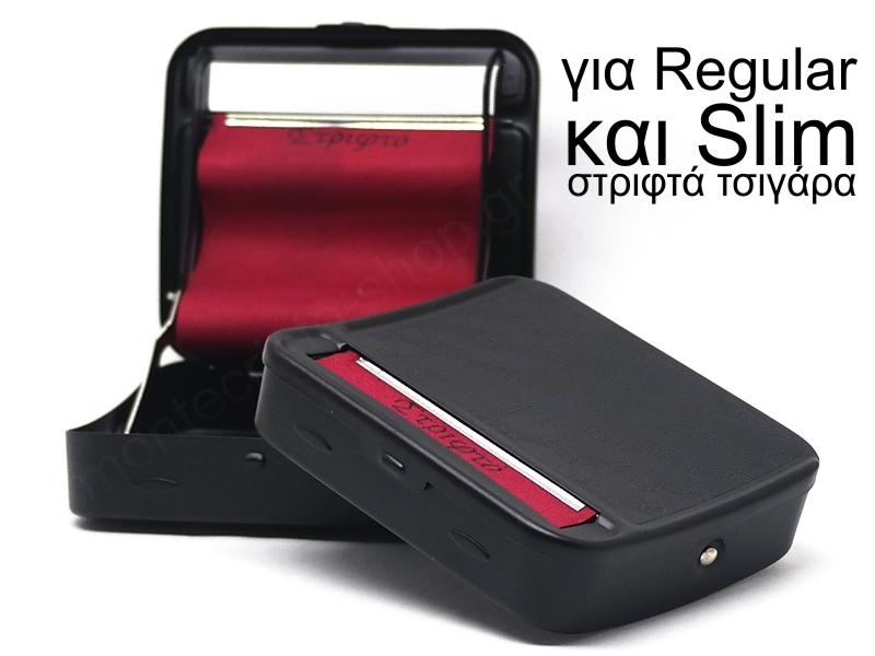ΤΑΜΠΑΚΙΕΡΑ ΣΤΡΙΦΤΟΥ ΣΕΡΤΙΚΟ CR15 BLACK (6mm & 8mm) ΜΗΧΑΝΗ ΣΤΡΙΦΤΟΥ