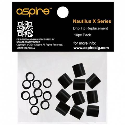 8823 - Drip Tip NAUTILUS X by Aspire (10pieces)