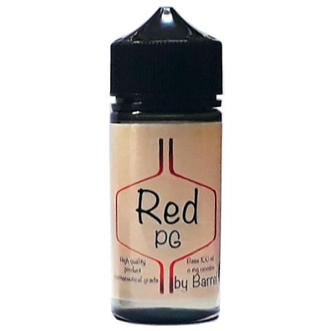 8828 - Βάση BARREL RED 100%PG νικοτίνη 0mg 100ml (έλεγχος ποιότητας BASF)