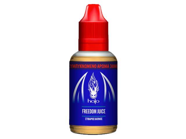 8872 - Άρωμα HALO FREEDOM JUICE Blue Line 30ml (στιβαρό καπνικό)