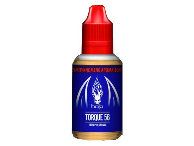 8874 - Άρωμα HALO TORQUE 56 Blue Line 30ml (καπνικό)