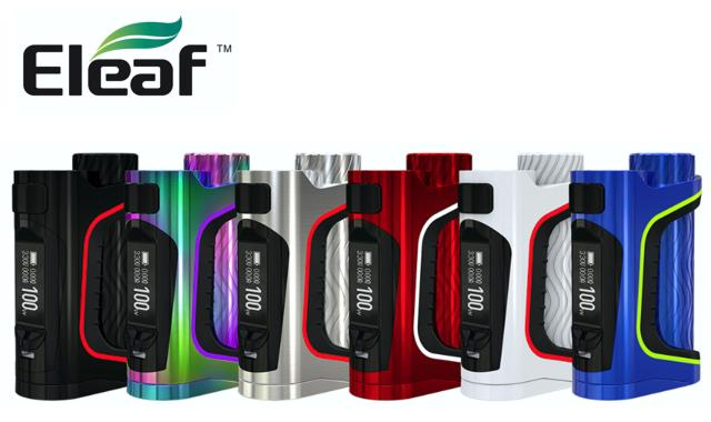 8880 - PICO S iStick 21700/18650 battery body by Eleaf