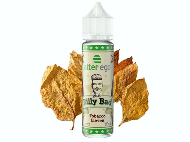 8884 - BILLY BAD SHAKE AND VAPE TOBACCO ELEVEN 20/60ml (καπνικό)