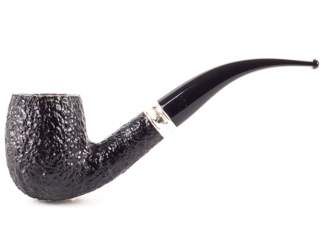 8981 - SAVINELLI TREVI 606 RUSTIC KS 9mm πίπα καπνού κυρτή