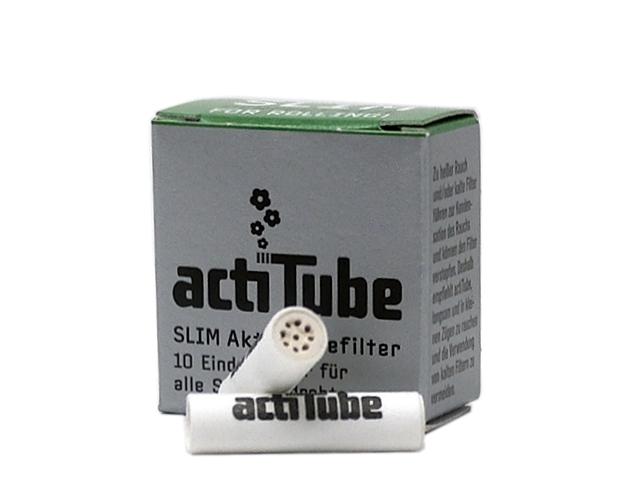 actiTube Slim 10 φίλτρο ενεργού άνθρακα