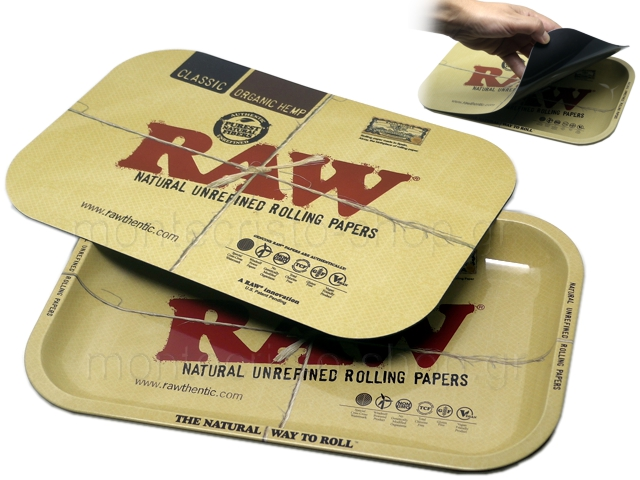 9043 - RAW TRAY SMALL + MAGNETIC COVER