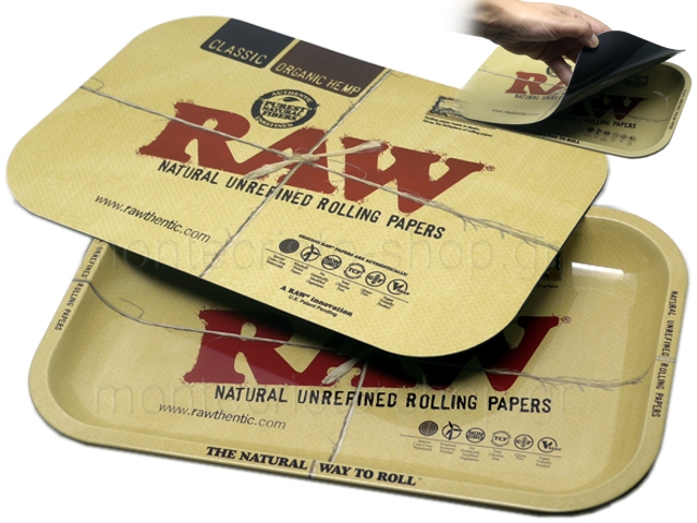 9044 - RAW TRAY LARGE + MAGNETIC COVER