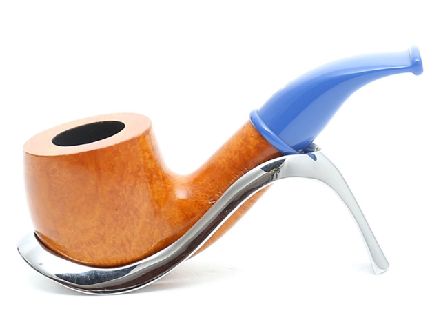 9077 - SAVINELLI MINI 601 SMOOTH BLUE 9mm